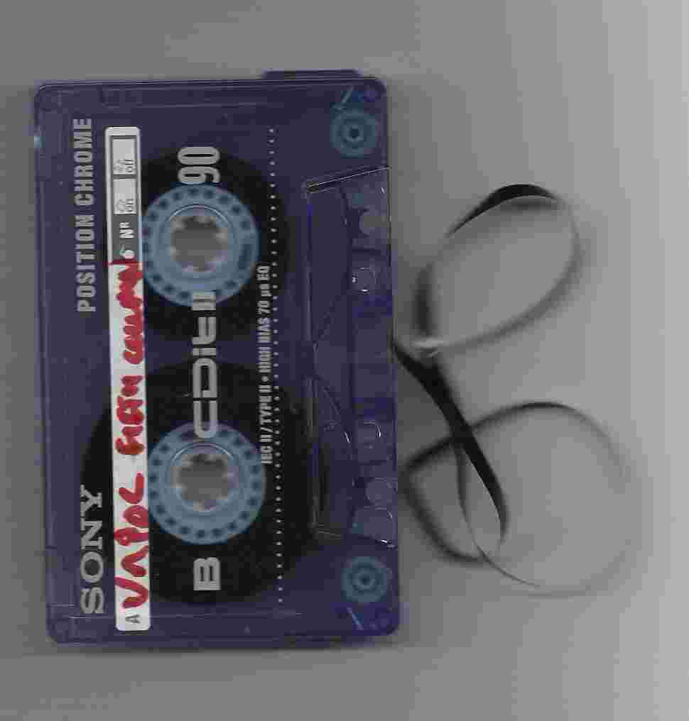 Cassette of Fifth Column.